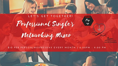 Professional Singles Of Tampa Bay Mixer tickets