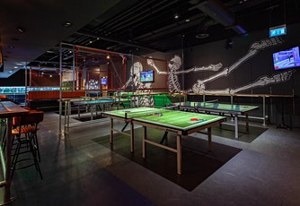 Ping pong social @ The Bat and Ball - Liberal Muslims tickets