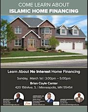 Islamic Home Financing Class Minneapolis tickets