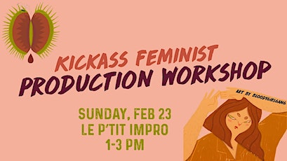 Feminist Production  Workshop tickets