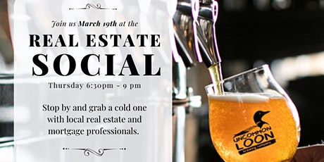 The Real Estate Social! tickets