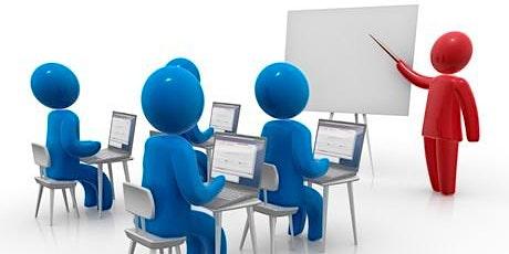 HRISmyWay Training - JOC Boardroom - Salary Employees tickets