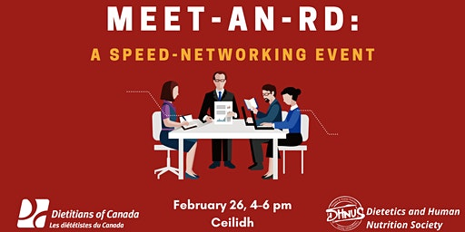 Meet-An-RD: A Speed-Networking Event