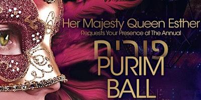 Queen Esther's Purim Ball 2020