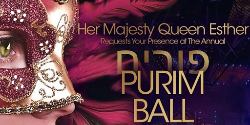 Queen Esther's Purim Ball 2020