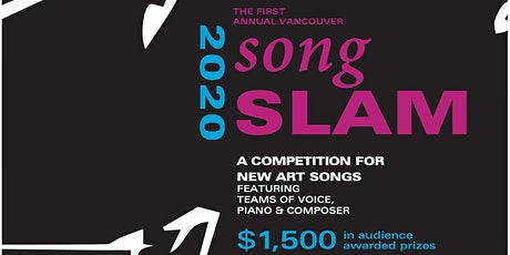 Vancouver songSLAM! tickets