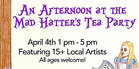 Art in the Sky: Mad Hatter's Tea Party tickets