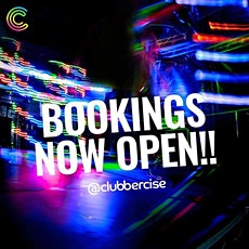 Clubbercise by fitnessbyjustine tickets