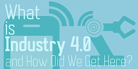"""MILL TALK: """"What is Industry 4.0 and How Did We Get Here?"""" with MIT Professor David Hardt tickets"""