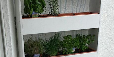 You can make it! Handwerk für alle: Urban Gardening Tickets