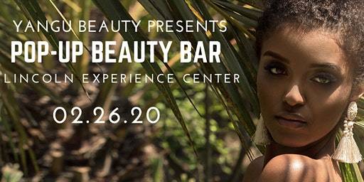 Pop-Up Beauty Bar