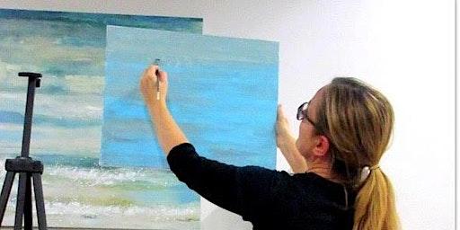 Art workshop by Lisa Free