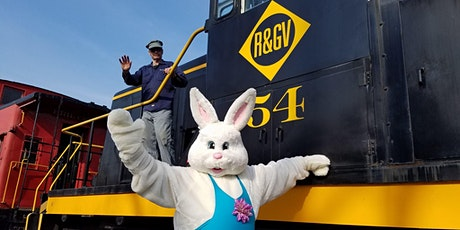 Easter Bunny Train Rides tickets