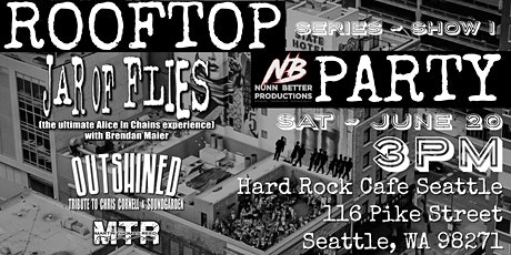 Exclusive Rooftop Party! Jar of Flies [AIC] & Outshined [Cornell] Tributes tickets