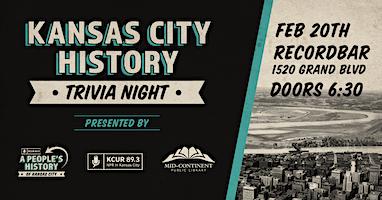 Kansas City History Trivia Night