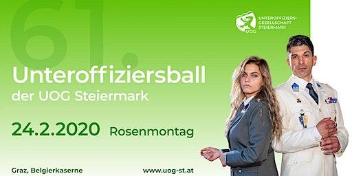 61. Unteroffiziersball