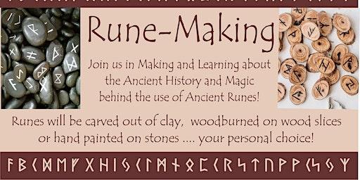 Rune Making