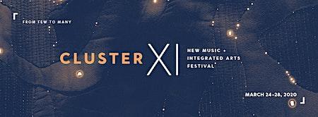Cluster 2020: Warp / Weave
