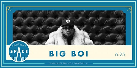 Out of Space 2020: Big Boi w/ Special Guest at Temperance tickets