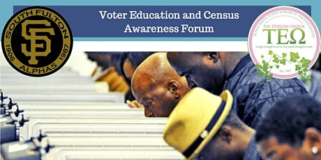 Voter Education and Census Awareness Forum tickets