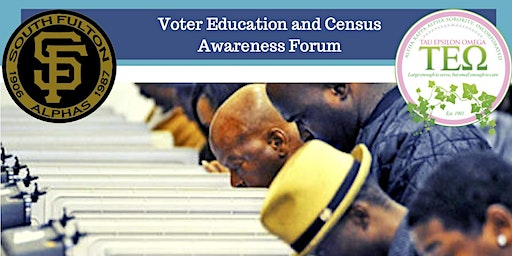 Voter Education and Census Awareness Forum