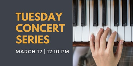 Tuesday Concert Series: Magdalena Adamek and Michelle Huang tickets