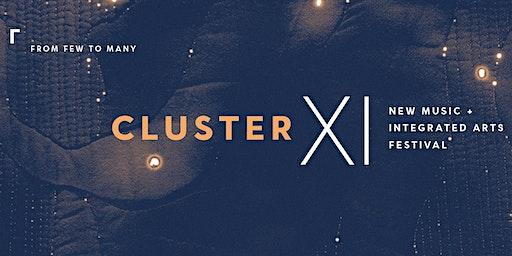 Cluster 2020: Against the Grain
