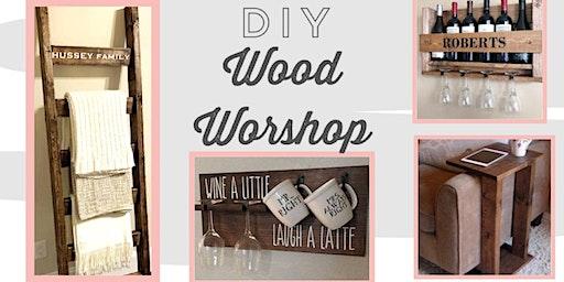 DIY Wood Workshop