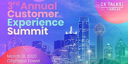 CX Talks Dallas: 3rd Annual Customer Experience Summit