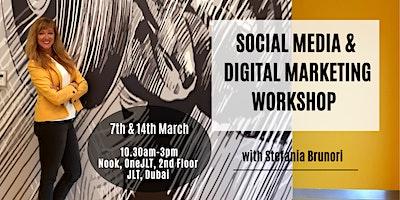 Social Media and Digital Marketing for SMEs, Entrepreneurs and Solopreneurs