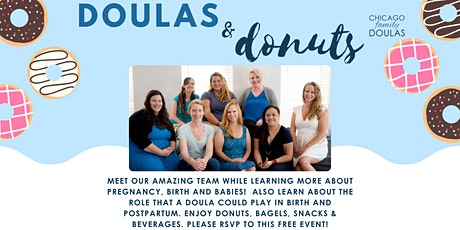 Doulas & Donuts tickets