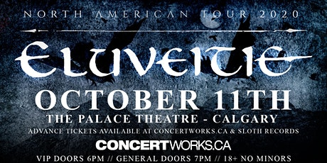 Eluveitie & Guests tickets