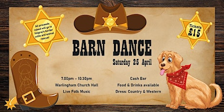 Valgrays Charity Barn Dance tickets