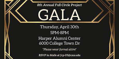 8th Annual Full Circle Project Gala tickets