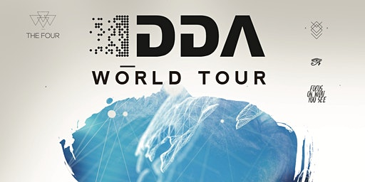 IDDA Masterclass World Tour - STOCKHOLM, SWEDEN