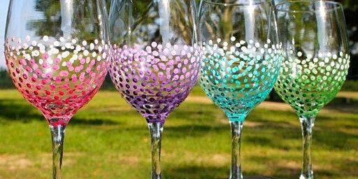 Wine Glass Painting & Tasting Party