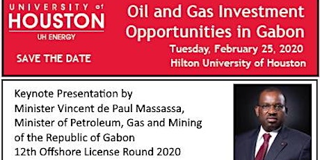 Oil & Gas Investments in Gabon tickets