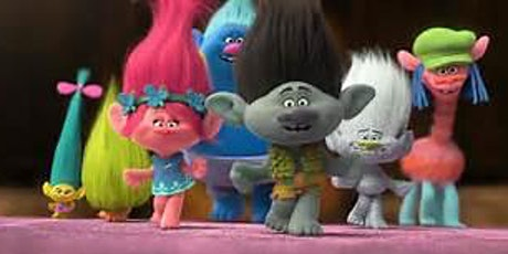 Trolls themed Dance & Creative Easter Holiday Workshop at Eddie Catz Earlsfield tickets