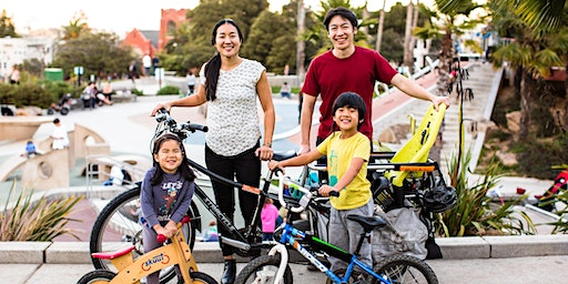SF Bicycle Coalition's Family Bike Fest