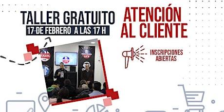 TALLER GRATUITO DE ATENCIÓN AL CLIENTE - BUENOS AIRES entradas