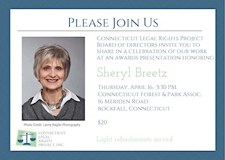 Connecticut Legal Rights Project: A Celebration of Our Work tickets