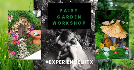 Fairy Garden Workshop tickets