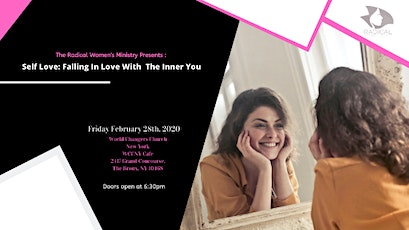 Self Love: Falling In Love With The Inner You tickets