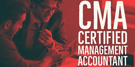 Become a CMA USA  (Certified Management Accountant) tickets