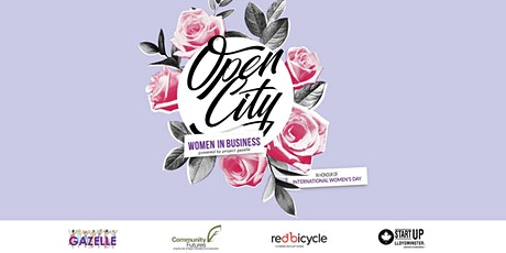 Open City Women in Business tickets