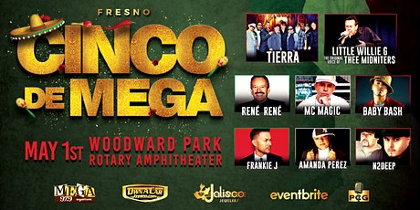 Cinco De Mega 2020 tickets