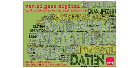 ver.di Digitalkongress Tickets