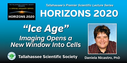 "Horizons 2020 - ""Ice Age"" - Imaging Opens a New Window Into Cells"