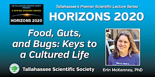 Horizons 2020 - Food, Guts, and Bugs: Keys to a Cultured Life