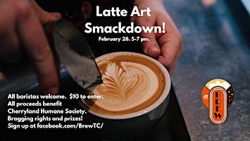 Latte Art SmackDown